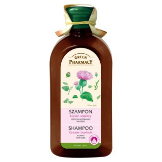 Green Pharmacy Shampoo for All Hair Types 350 ml