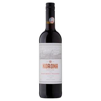 Egri Korona Borház Egri Cabernet Sauvignon száraz vörösbor 13% 750 ml