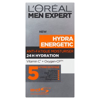 image 1 of L'Oréal Paris Men Expert Hydra Energetic Moisturiser 50 ml