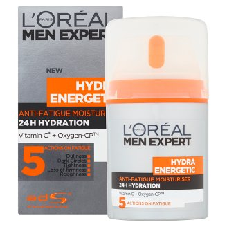 image 2 of L'Oréal Paris Men Expert Hydra Energetic Moisturiser 50 ml