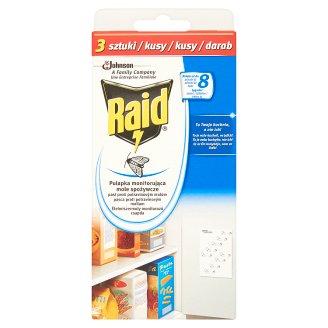 Raid Food Moth Monitoring Trap 3 pcs