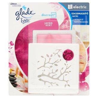 Glade by Brise Discreet Electric Japán Kert elektromos zselés légfrissítő készülék 8 g