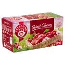 Teekanne World Of Fruits Cherry Flavoured Fruit Tea Blend 20 Tea Bags 50 g