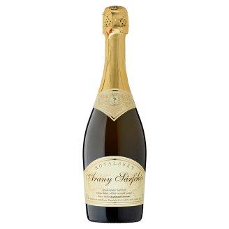 Royalsekt Arany Sárfehér száraz minőségi fehér pezsgő 11% 750 ml