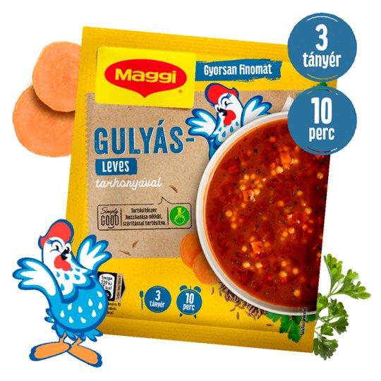 Maggi Goulash Soup with Egg Barley 48 g