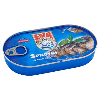 Eva Sprat in Vegetable Oil 170 g
