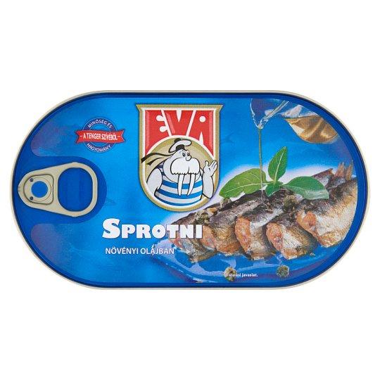 Eva Sprat in Vegetable Oil 170 g