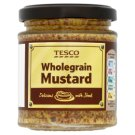 Tesco Wholegrain Mustard 180 g