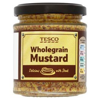 Tesco mustár mustármaggal 180 g