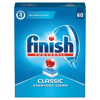 Finish Classic Dishwasher Tablets 60 pcs