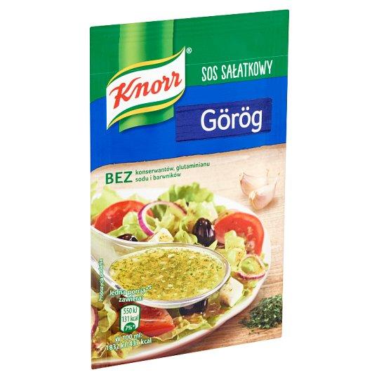 Knorr görög salátaöntet por 9 g