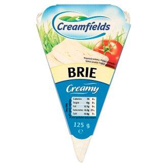 Creamfields Brie Cheese 125 g