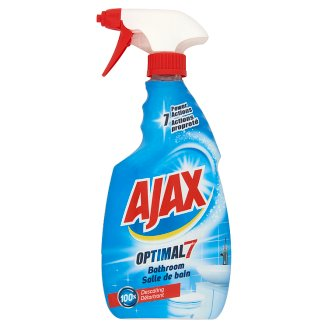 Ajax Easy Rinse Bathroom Household Cleaner 500 ml