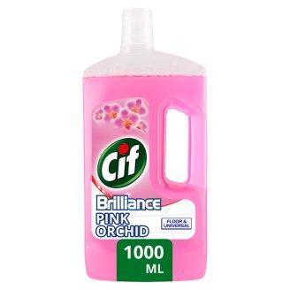Cif Brilliance Pink Orchid sokoldalú folyékony tisztítószer 1 l