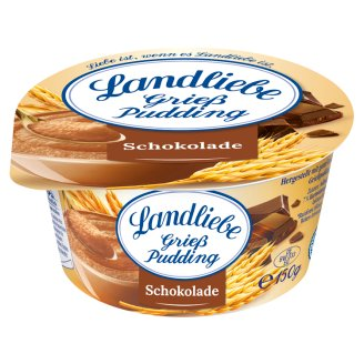 Landliebe Semolina Pudding with Milk Chocolate 150 g