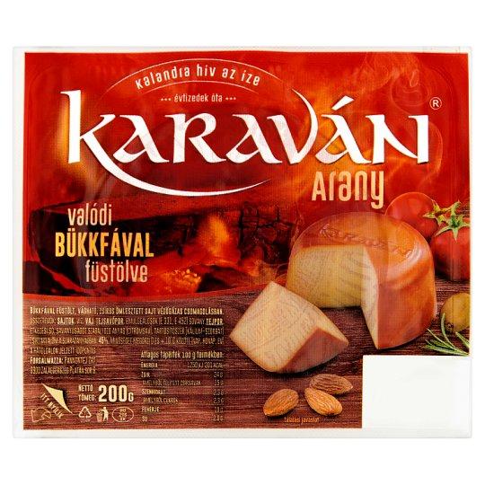 Karaván Arany Smoked Fat Cheese 200 g