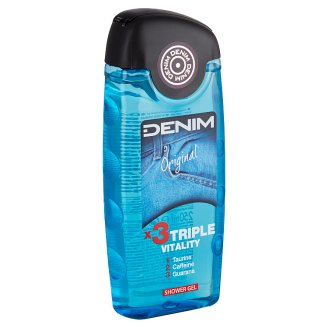 Denim Original tusfürdő 250 ml