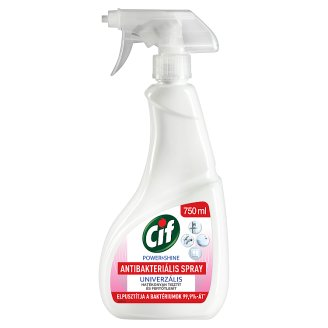Cif Antibacterial Spray 750 ml