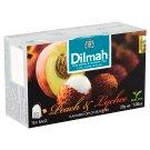 Dilmah barack és licsi ízesítésű Ceylon fekete tea 20 filter 30 g