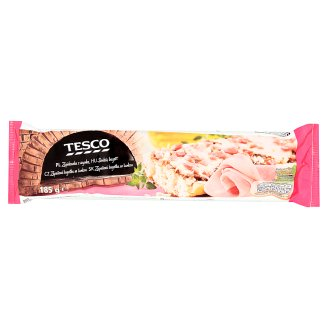 Tesco Frozen Baguette with Ham 185 g
