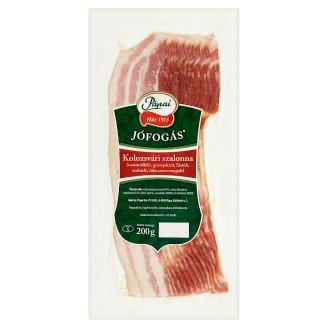 Pápai Jófogás Sliced Kolozsvári Bacon 200 g