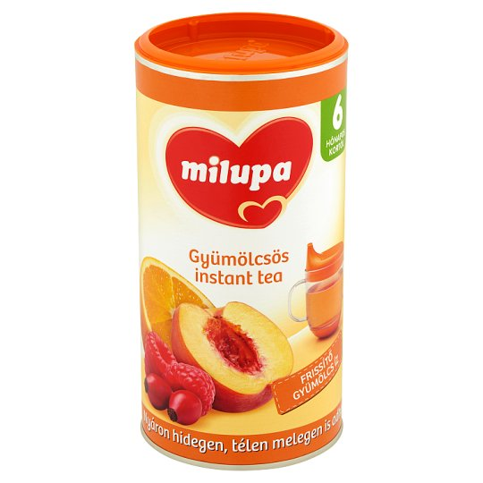 Milupa Fruit Instant Tea 6+ Months 200 g