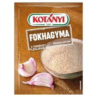 Kotányi fokhagyma granulátum 28 g