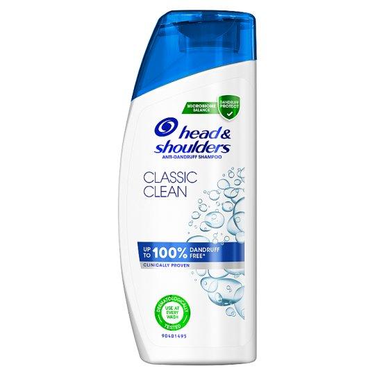 Head & Shoulders Classic Clean Korpásodás Elleni Sampon, 90 ml
