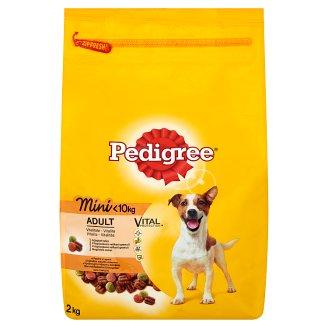 Pedigree Vital Protection teljes értékű eledel kistestű kutyáknak baromfihússal és zöldségekkel 2 kg