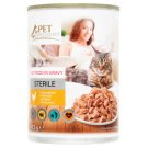 Tesco Pet Specialist Sterile Complete Cat Food in Gravy with Chicken 415 g