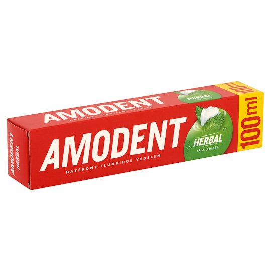 Amodent Herbal Toothpaste 100 ml