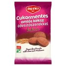 Detki Sugar-Free Biscuits Cocoa and Sweeteners 180 g