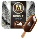 Magnum Double Coconut Ice Cream with Cocoa Coating 4 pcs 352 ml