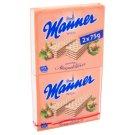 Manner Hazelnut Cream Filled Crispy Wafers 2 pcs 150 g