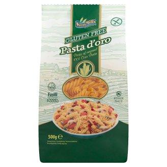 Sam Mills Pasta d'oro Fusilli Gluten-Free Dry Pasta from Corn 500 g