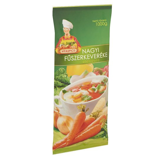 Vitaspice Nagyi Fűszerkeveréke Condiment 1000 g