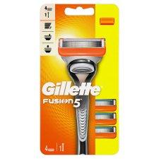 Gillette Fusion5 Razor For Men - 4 Blades