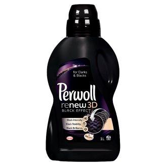 Perwoll ReNew 3D Black finommosószer 16 mosás 1 l