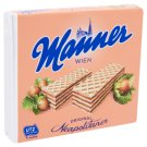 Manner Hazelnut Cream Filled Crispy Wafers 75 g
