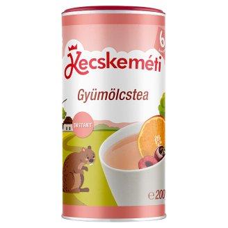 Kecskeméti Gluten-Free Fruit Baby Granular Tea 6+ Months 200 g