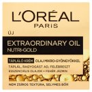 L'Oréal Paris Extraordinary Oil Nutri-Gold tápláló krém 50 ml