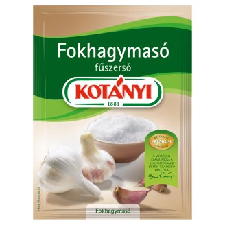 Kotányi Seasoning Salt with Garlic Flavour 35 g