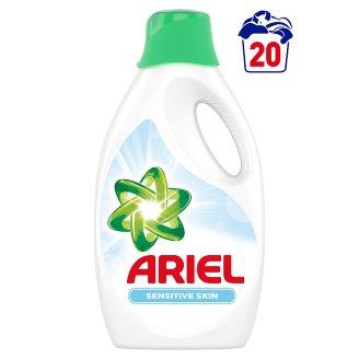 Ariel Sensitive Folyékony Mosószer, 1,1l, 20 Mosáshoz