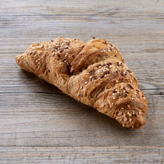 Butter Croissant with Seeds 65 g