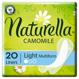 Naturella Light Camomile Panty Liners x20