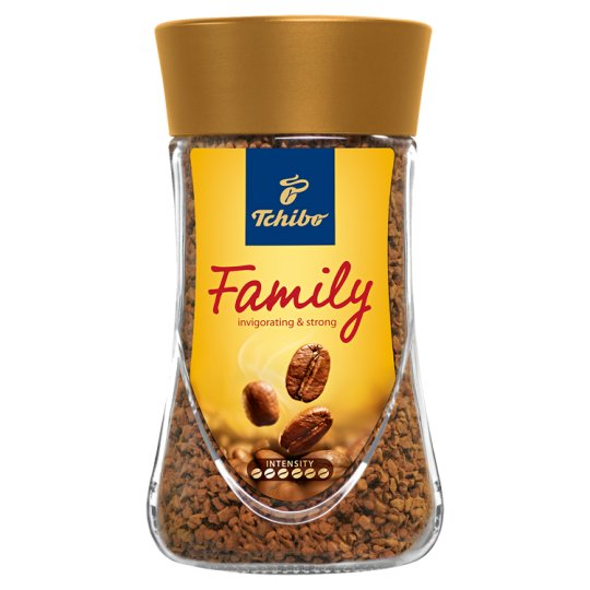Tchibo Family Instant Coffee 100 g
