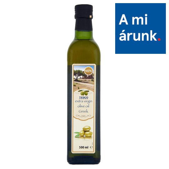 Tesco Extra Virgin Olive Oil 500 ml