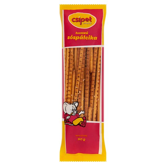 Csipet Snack Long Salty Snack 90 g