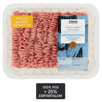 Tesco Pork-Beef Mince