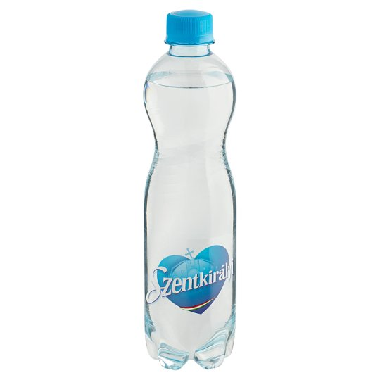 Szentkirályi Carbonated Natural Mineral Water 500 ml